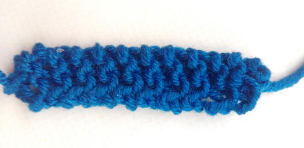Hay tejedoras que llaman así al ochito de perdiz y otras  c713b72e504