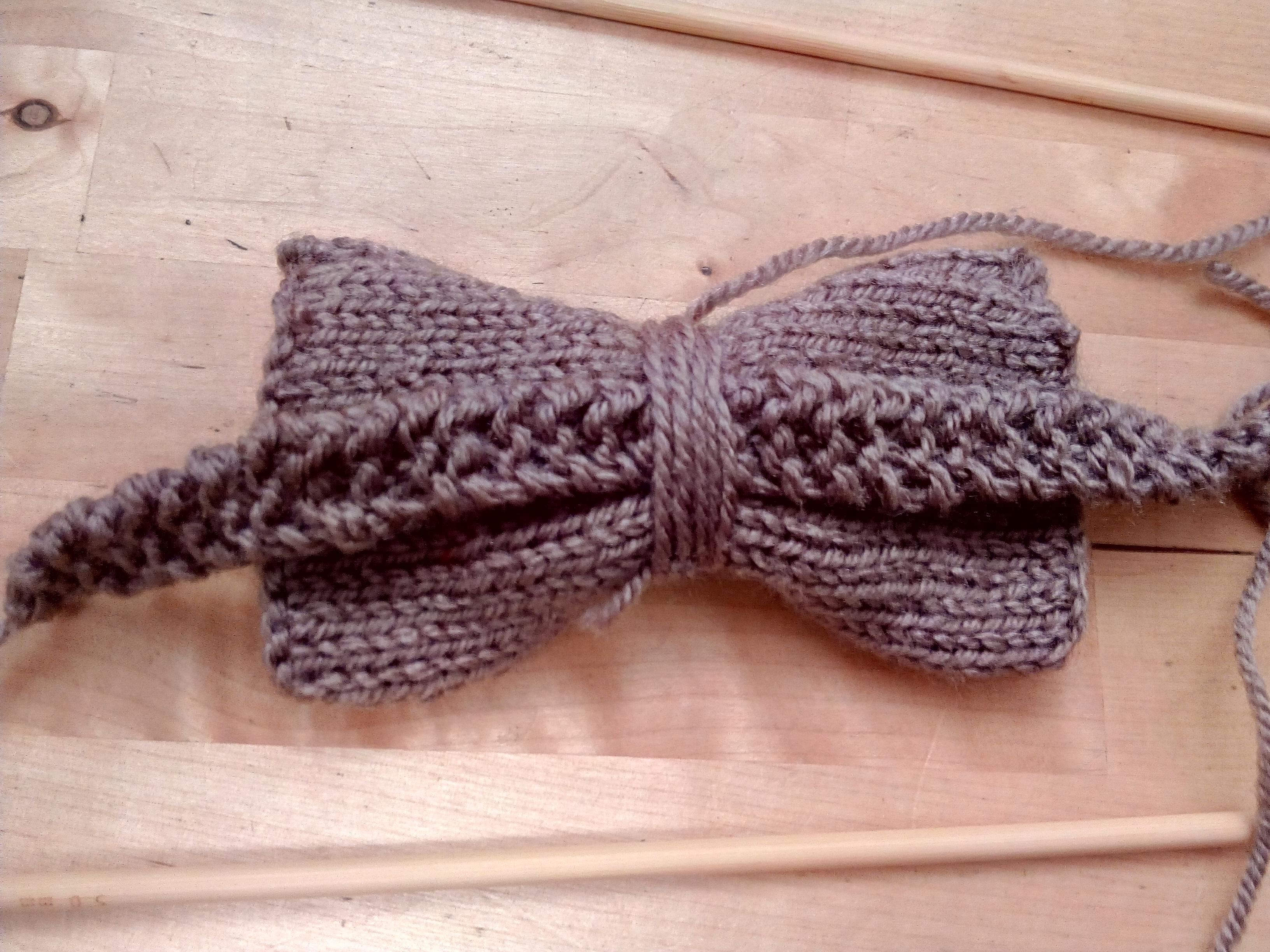 Encantador Patrón De Crochet Bowtie Colección de Imágenes - Ideas de ...