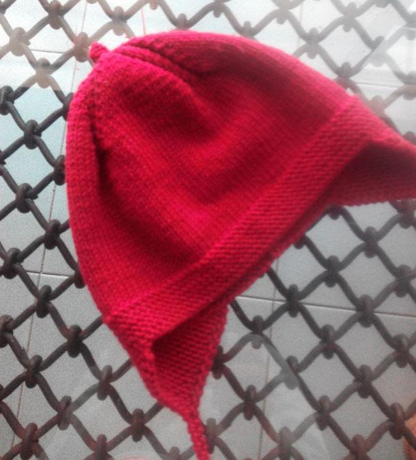 gorro-de-bebe-lana-rojo